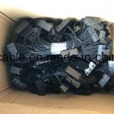 Тройной блок питания 24 контактный ATX системной платы кабель с адаптером для добычи полезных ископаемых Bitcoin