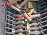 Alimentación manual trituradora de papel industrial