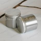 Pot d'aluminium 200ml pour l'emballage de feuilles de thé (PPC-AC-040)