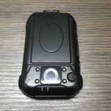 高品質追加2600amh電池の防水警察のボディによって身に着けられているカメラ