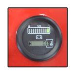 Stehender Typ 1.5-2ton elektrischer Reichweite-Gabelstapler mit Schutz