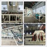 Voller automatischer Spanplatten-Produktionszweig Kurzschluss-Schleife-Laminat-Furnier-Blattheiße Presse-Maschine Furnierholz MDF-/OSB/