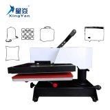 كوريا مسطّحة حرارة صحافة آلة, نوع يدويّة تصعيد آلة لأنّ [ت-شيرت], لغة, أردواز, [سكهوول بغ], وسادة, [كي رينغ] [إتك]