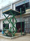 De nieuwe Kleine Platforms van het Werk van de Schaar van de Lading Hydraulische