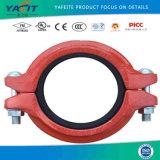 acoplamento rígido FM/UL/Ce de ferro de molde de 273mm/10.75in aprovado