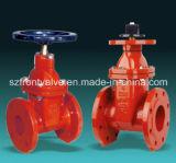 Todos os tipos do ferro de molde/ferro Ductile flangearam válvulas da extremidade