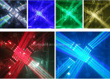 DMX DJ beleuchten 16 bewegliches Hauptlicht des Augen-RGBW 4in1 des Phantom-LED