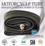 Tube en caoutchouc normal de haute résistance 3.00-18 de chambre à air de moto