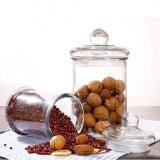 Aangepaste 150ml om de Container van het Voedsel van het Glas met het Deksel van het Glas