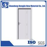 Imperméable en plastique en bois composite WPC porte de l'intérieur