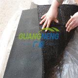 Stuoia di gomma di gomma di /Fitness delle mattonelle di pavimentazione di ginnastica/mattonelle di gomma antiscorrimento variopinte/Square Rubber Mattonelle