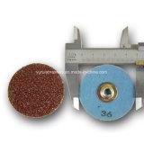 L'outil abrasif prix d'usine bois Roues de volet de ponçage