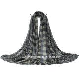 覆いのショールの魔法の標準的な点検されたスカーフ