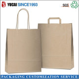 Sacchetti di elemento portante della carta kraft di fabbricazione del sacchetto di acquisto