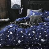 中国の卸し売り製造者はMicrofiberポリエステル寝具セットを印刷した