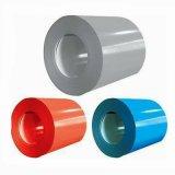 Ral7035 PPGI Prepainted Folha de ferro galvanizado na bobina