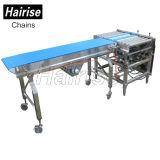encadenamiento y transportador del sistema de transportador de correa del equipo de transporte de la máquina de la correa de la fabricación