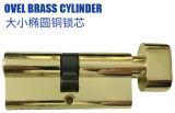 Aleación de zinc cilindro de cerradura de cilindro de cerradura (YA117)