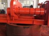 pipe de 600mm mettant sur cric la machine