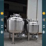 Lekvrije Farmaceutische het Mengen zich van het roestvrij staal Tank