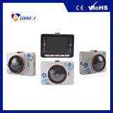 Nova câmera de carro Câmera DVR Recorder Detecção de movimento Night Vision G-Sensor