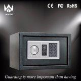 caja fuerte negra del hogar o del hotel del color 20eda con el bloqueo electrónico