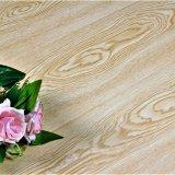 Alimentação Direta de fábrica piso laminado mosaico de madeira para decoração de piso interior