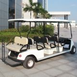 Китай производитель электрических 8 поля для гольфа пассажира тележки Dg-C6+2 с маркировкой CE