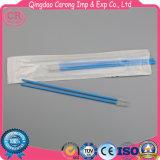 Prodotto cervicale a gettare della spazzola con il certificato del Ce