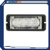 Indicatore luminoso montato su veicolo impermeabile della visiera del LED