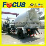 Betoniera di noleggio della betoniera del camion della pompa per calcestruzzo di controllo automatico da vendere