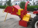 El triturador de madera con tractor Pto Shaft