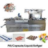 Dpb250 Máquina de embalaje blister Alu-Alu