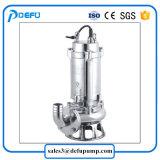 Edelstahl-versenkbare Abwasser-Schlamm-Pumpen