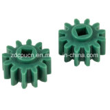 Personalizzare l'attrezzo di anello molle del poliuretano del nylon/unità di elaborazione con il foro quadrato per l'asta cilindrica Rod