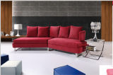 Sofa moderne de tissu avec sectionnel
