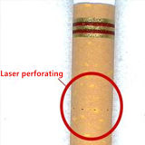Dkj2000p Cigarette Tipping Paper Máquina de perfuração a laser de alta velocidade