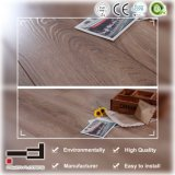 12mm Rainure en V Salon utiliser Hand-Scraped bossage Planchers laminés