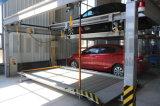 3つのレベルの困惑の手段駐車システム