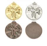 カスタマイズされたロゴ3Dの金属メダル