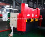 200 toneladas de dobladora hidráulica del CNC con 3 contadores de vector