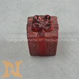 Ceramisch Galvaniseren van de Vorm van de doos, Trinket Doos (de Decoratie van het Huis)