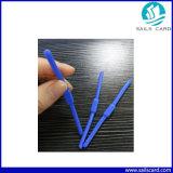 Etiqueta de lavanderia de RFID de 90 * 5 * 5mm de estilo novo com chips UHF