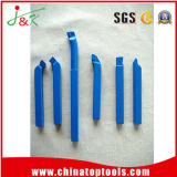12* 12*100mmの炭化物によってひっくり返されるツールビット(DIN4972-ISO2)