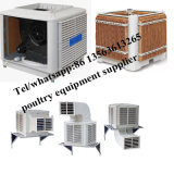 Промышленные системы охлаждения двигателя с помощью Syster накладки и электровентилятора системы охлаждения двигателя