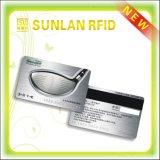 주문을 받아서 만들어진 크기 근접 PVC RFID Contactless 자석 스마트 카드