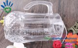 De onverbrekelijke Acryl Koelere Waterkruik van het Sap van het Water Infuser Plastic