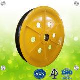 Anel de laminagem a quente da polia de içamento do guindaste forjadas com ISO9001