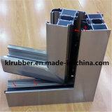 EPDM Gummidichtungs-Streifen für Glaszwischenwand-Aluminium-Profil