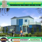 Familien-konkreter Verbundwand-vorfabrizierter Haus-vorfabriziertinstallationssatz-gesetzte Häuser